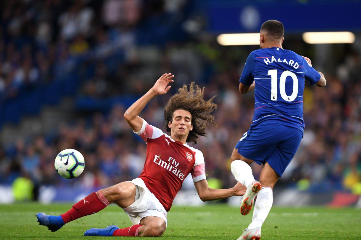 Arsenal vs. Chelsea, Premier League: Live Blog - We Ain't ...