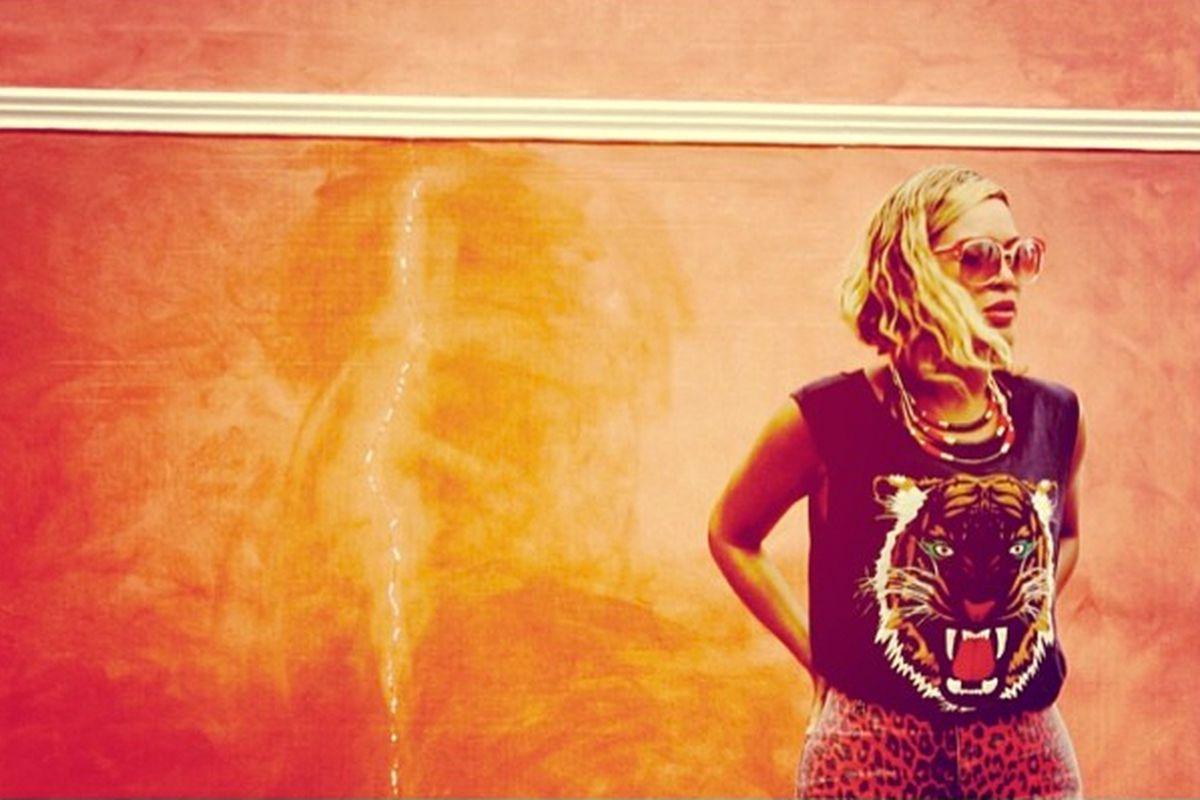 """Image via Beyonce/<a href=""""http://instagram.com/p/eFWvEYvw6a/"""">Instagram</a>"""