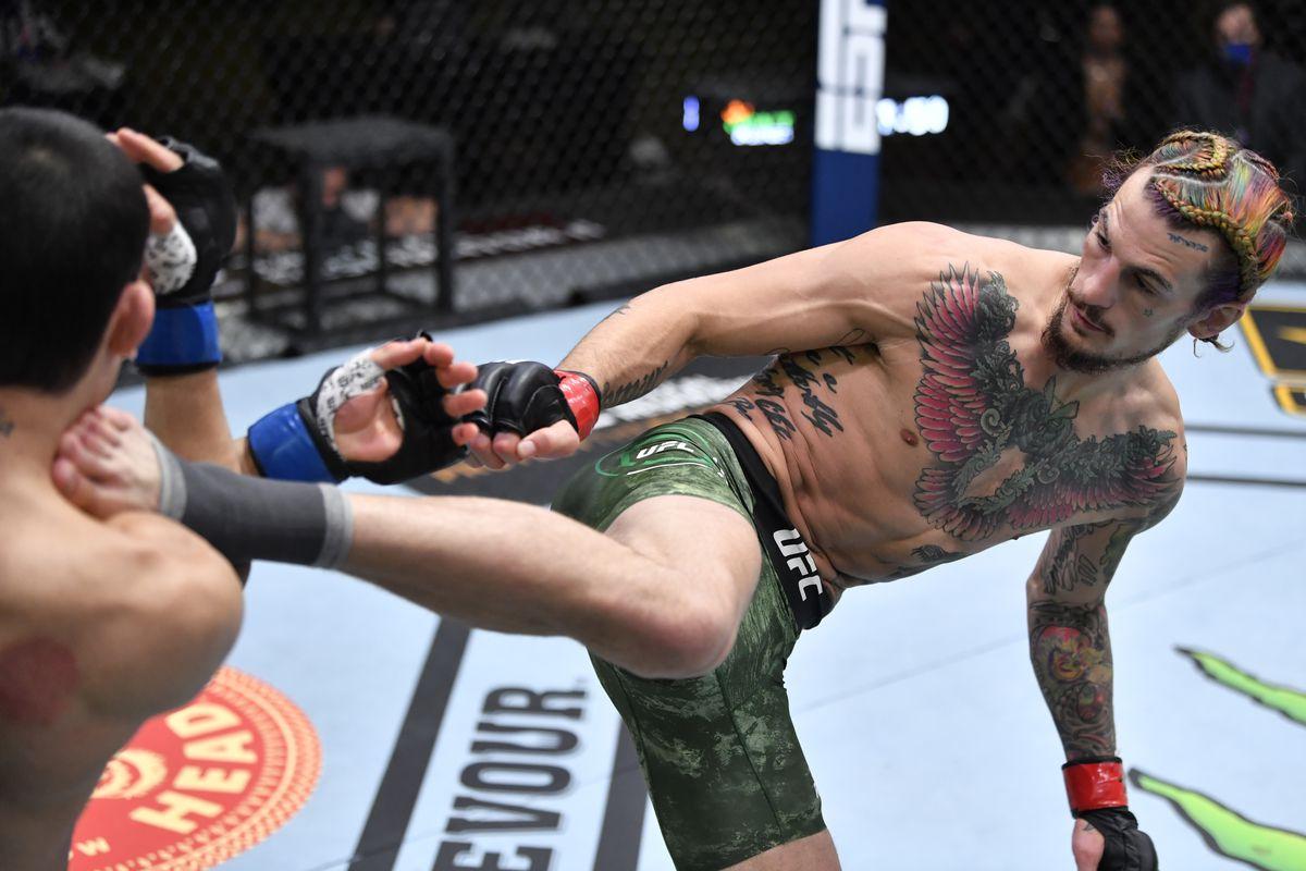 UFC 260: O'Malley v Almeida