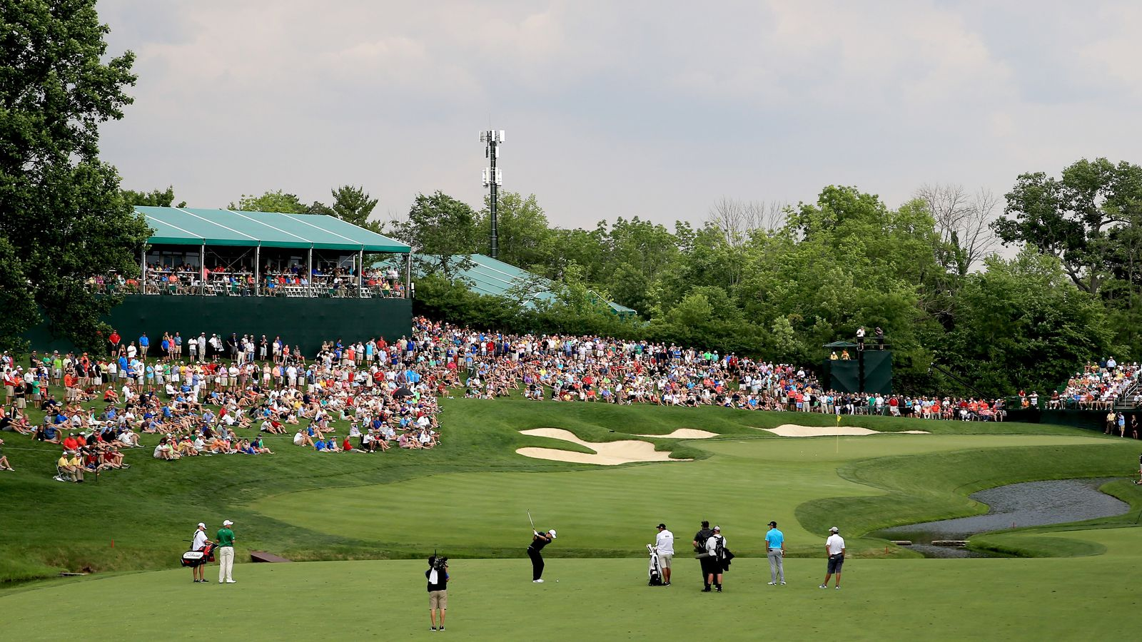 2015 Memorial Tournament Streaming How To Watch Tiger