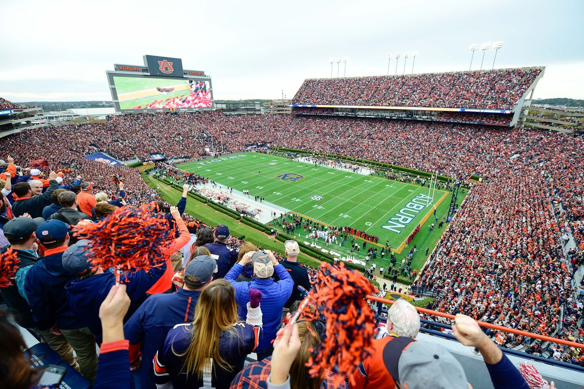 2017 college football TV ratings: Iron Bowl most watched