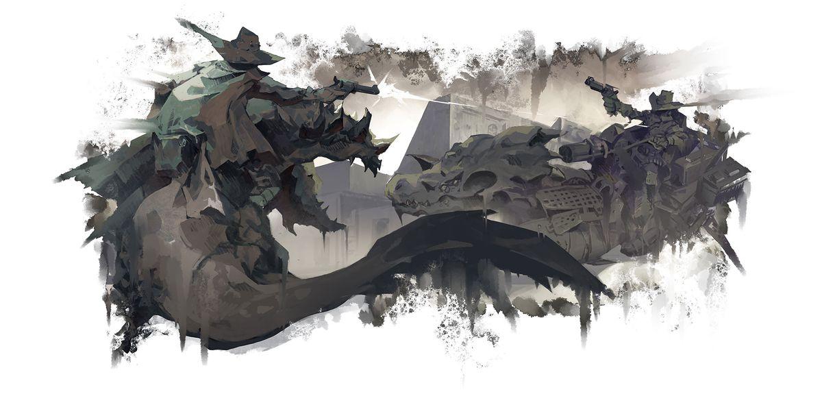 Borderlands 3 concept art