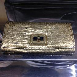 <b>Lanvin</b> wallet, $545 (originally $1,365)