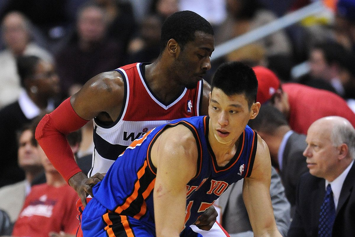 Knicks v Wizards