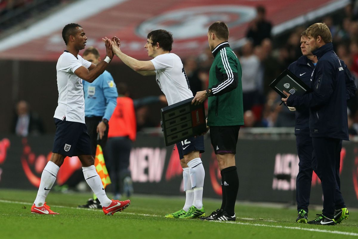 Leighton Baines replaces Ashley Cole against the Republic of Ireland at Wembley. Will he be replacing him permanently?