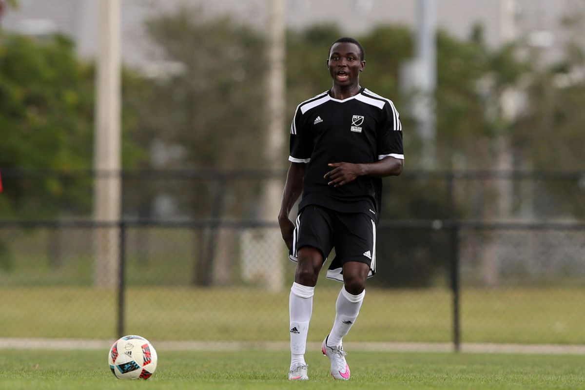 The Chicago Fire should select Josh Yaro with the No. 1 overall pick Thursday