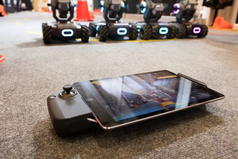 DJI's newest drone is a $499 tank meant to teach kids how to