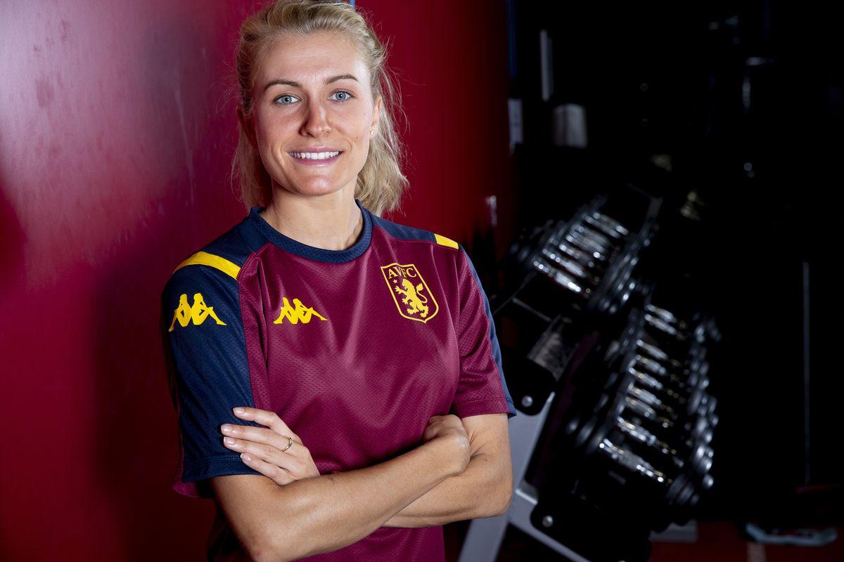 Aston Villa Women Unveil New Signing Emma Follis