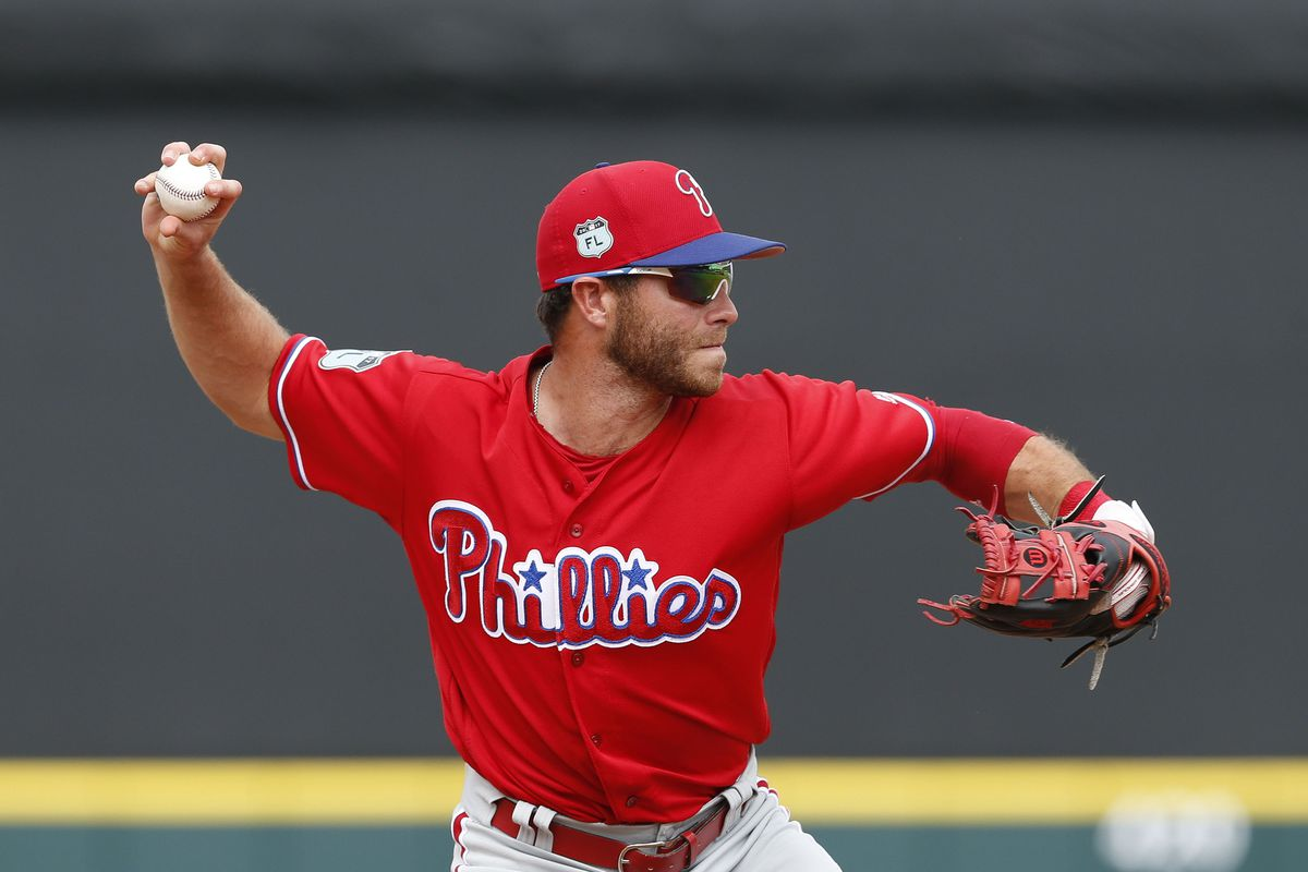 Taylor Featherston Phillies