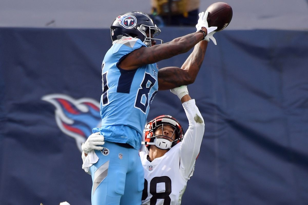 NFL: Cleveland Browns at Tennessee Titans