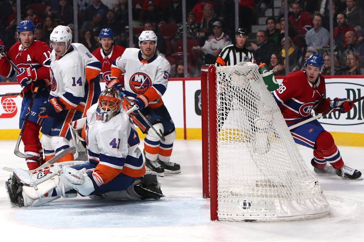 Canadiens vs. Islanders game recap  Isles set adrift - Eyes On The Prize c0e44eafe