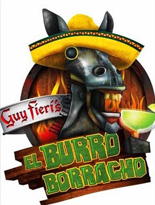 El Burro Borracho logo