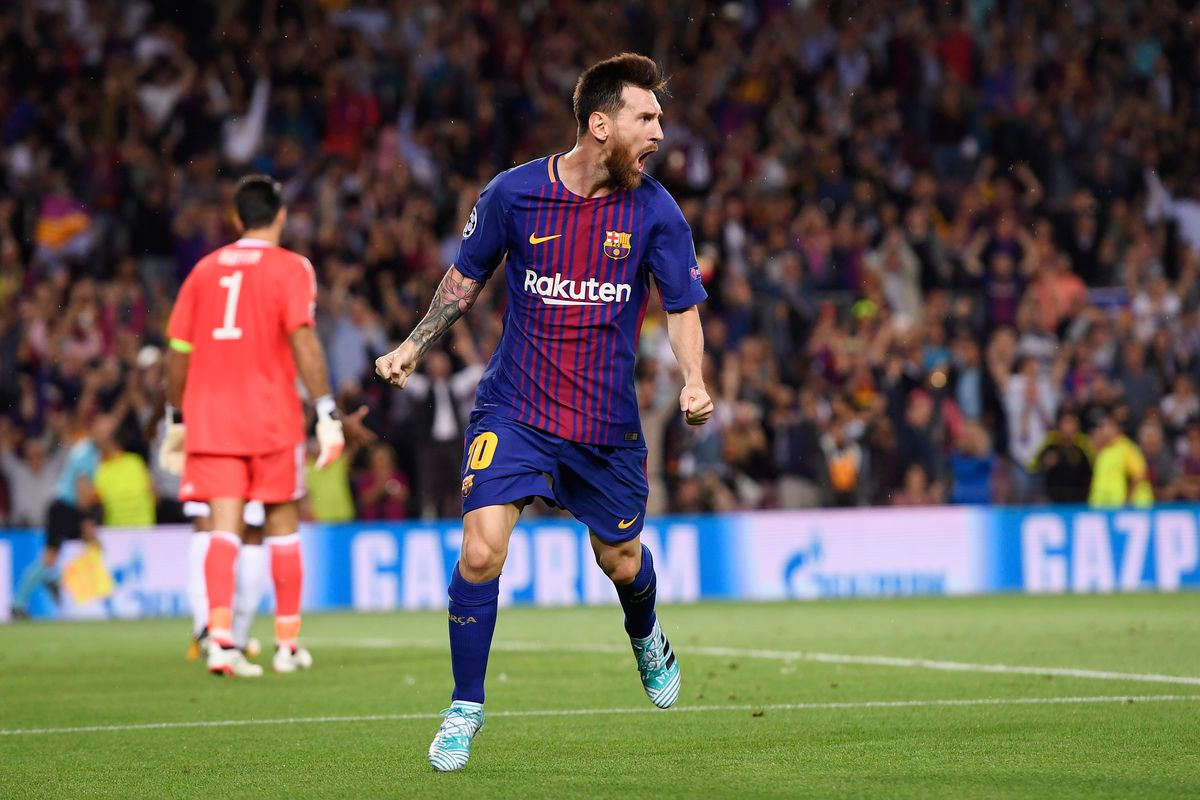 Barcelona Vs Juventus 2017 Champions League Final Score 3 0 Barca Dominate European Debut Barca Blaugranes