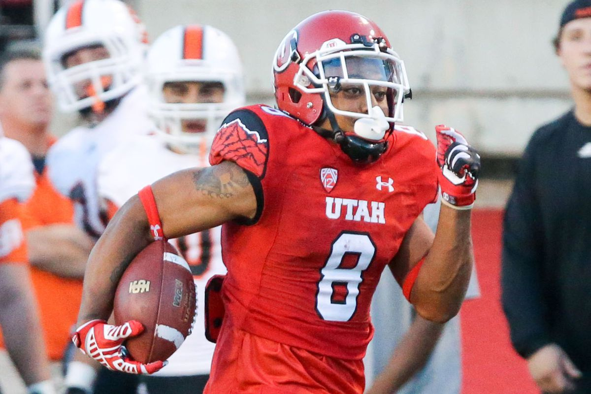 Kaelin Clay was named Pac-12 Special Teams Player of the Week Monday.