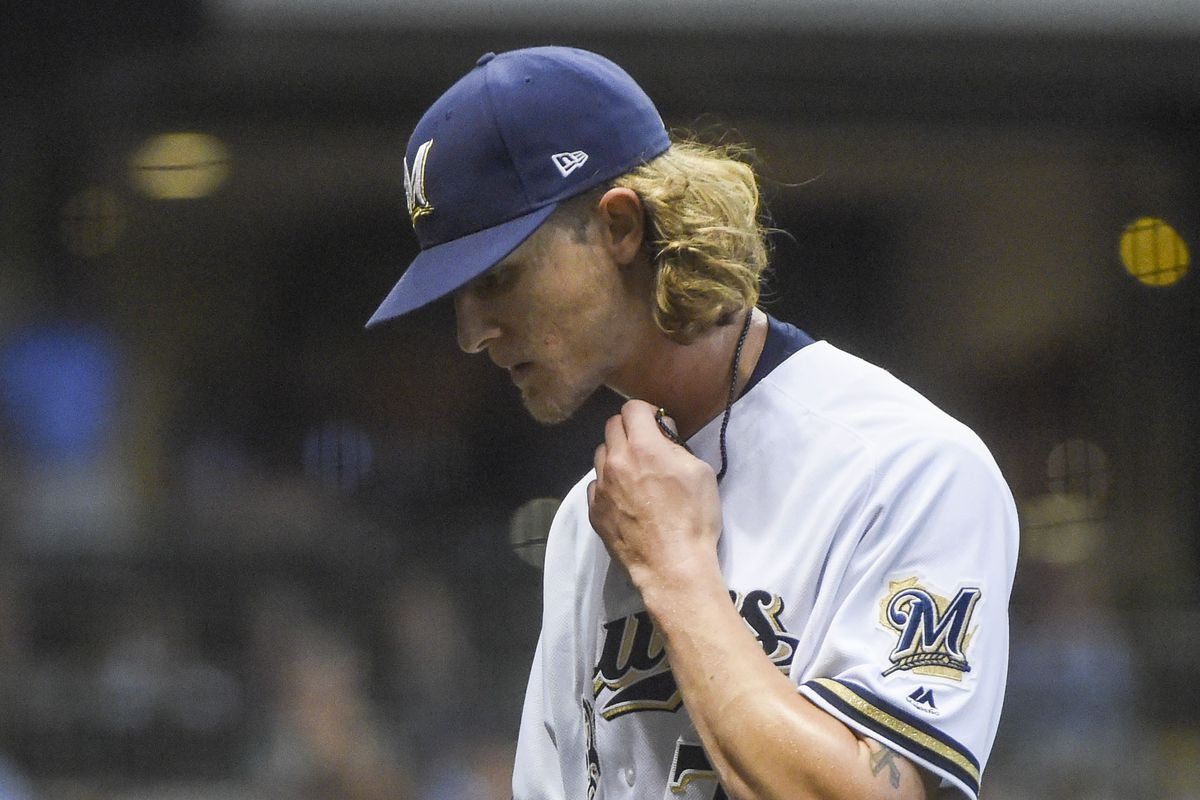 5d84ef010 Josh Hader did not deserve a standing ovation from Brewers fans ...