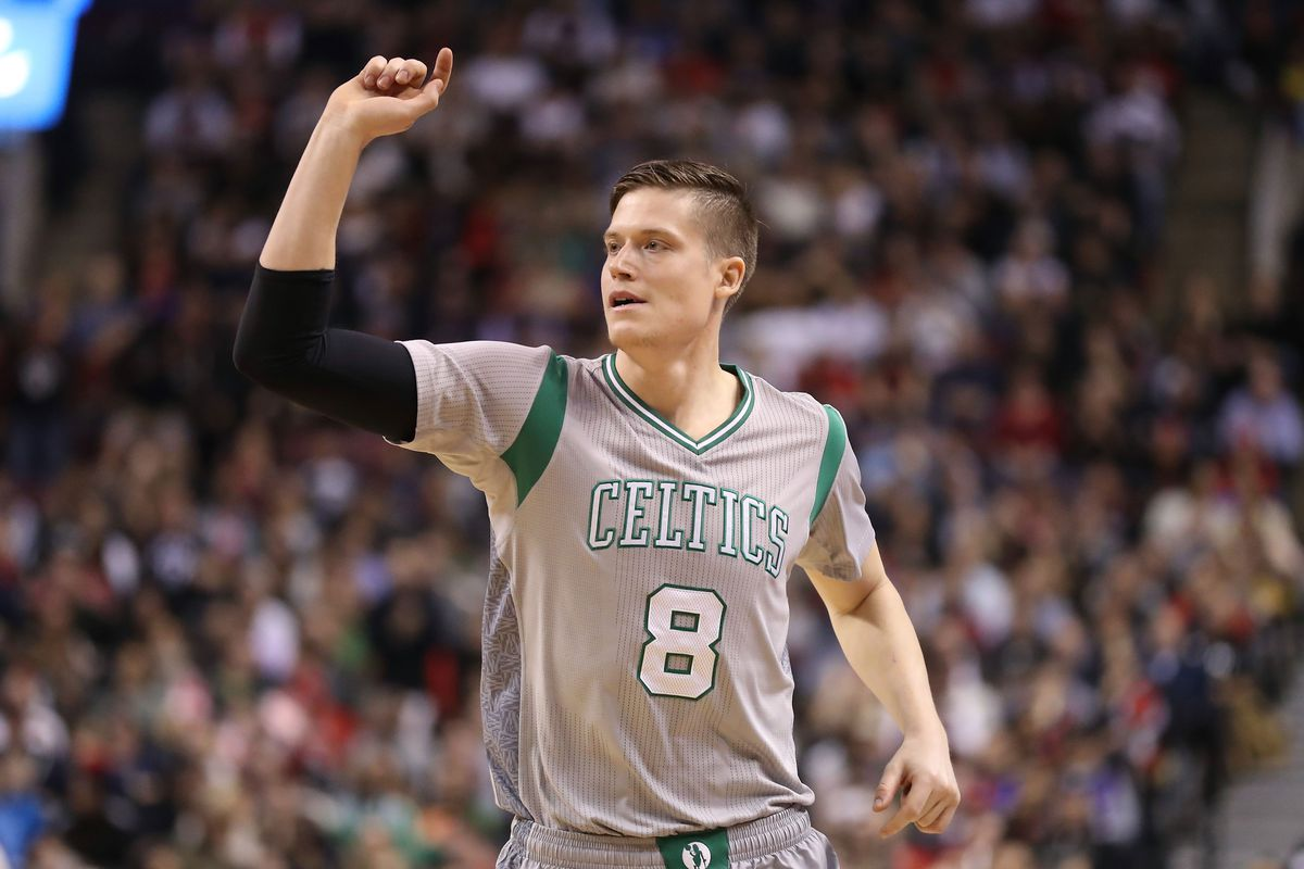 Jazz sign former Celtics forward Jonas Jerebko