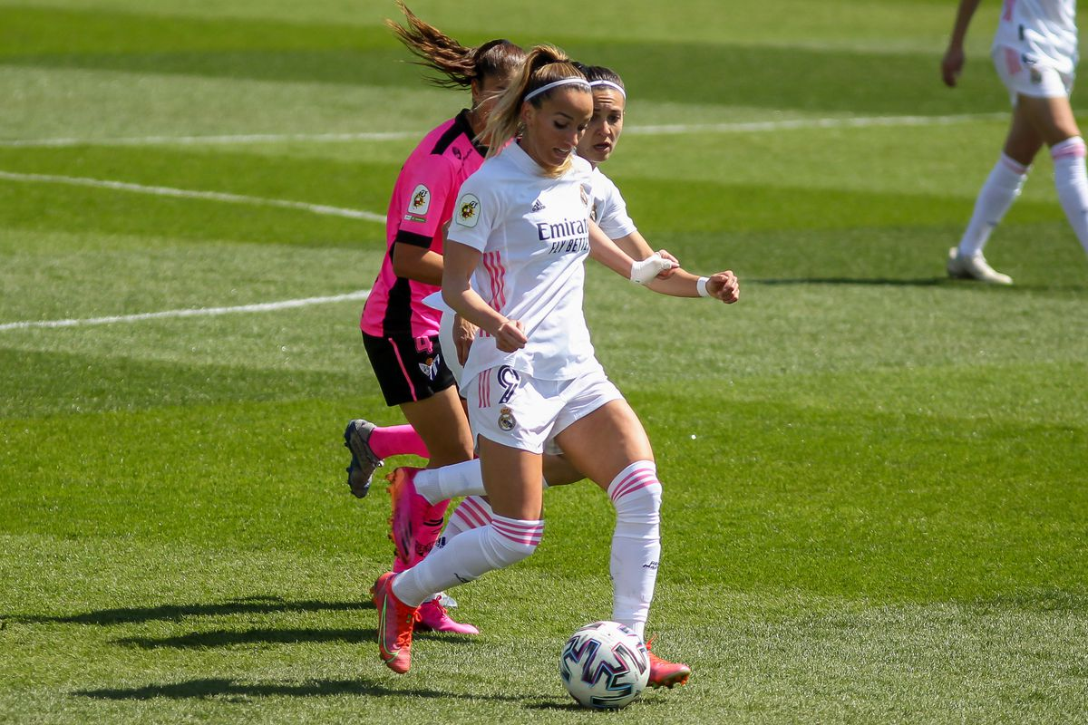 Real Madrid V Sporting De Huelva - Primera Division Femenina