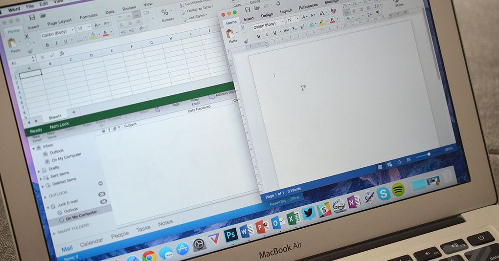 Microsoft office 2016 for mac free trial download