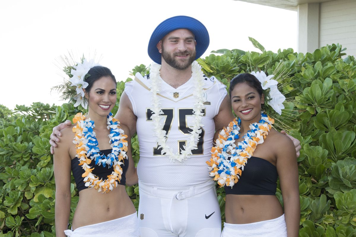 NFL: Pro Bowl-Photo Day