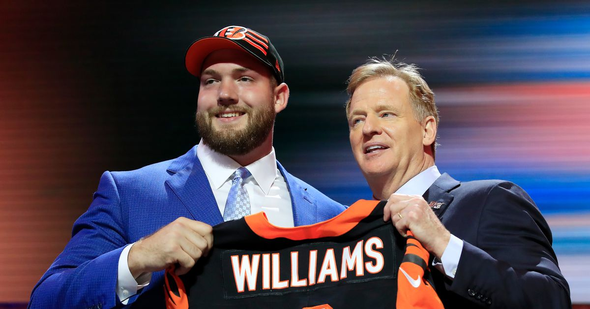 Jonah Williams has shoulder surgery and likely out for entire rookie season