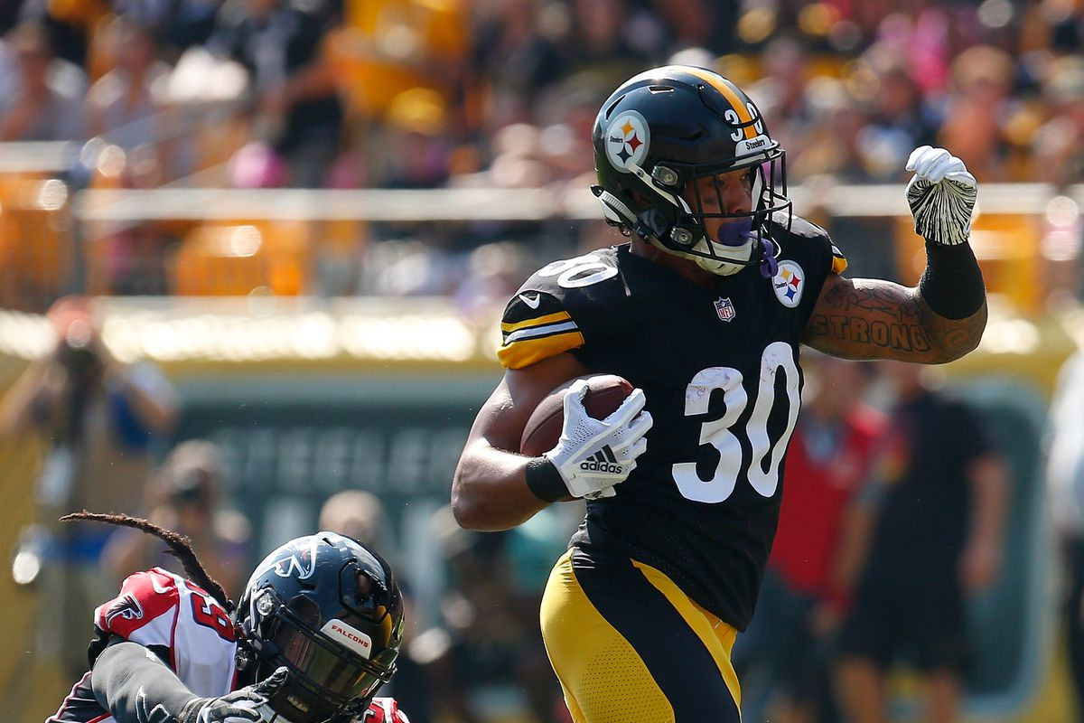 c189b1f9 Steelers' strut some serious potential in 41-17 win over the Falcons ...
