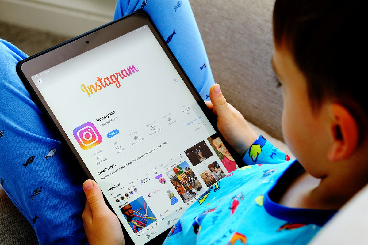 """This week, Instagram announced it was """"pausing"""" its plan to develop a version of its platform for kids under 13."""