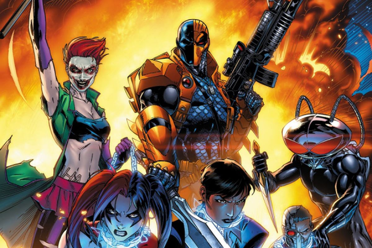 The new Suicide Squad
