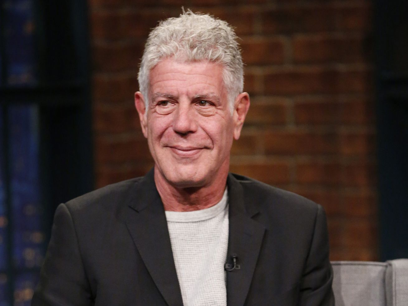 Anthony Bourdain Can