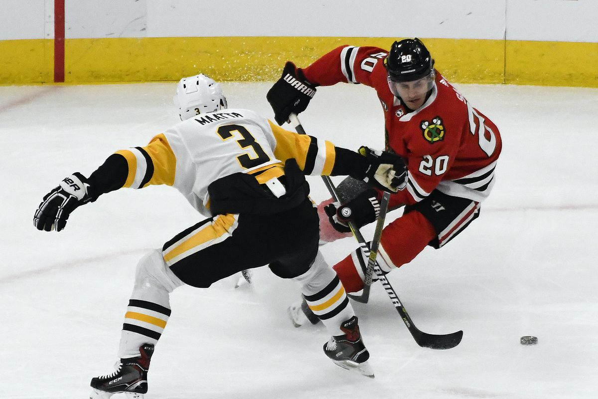 Blackhawks NHL Depth Chart: Defense after Maatta trade, prior to Draft