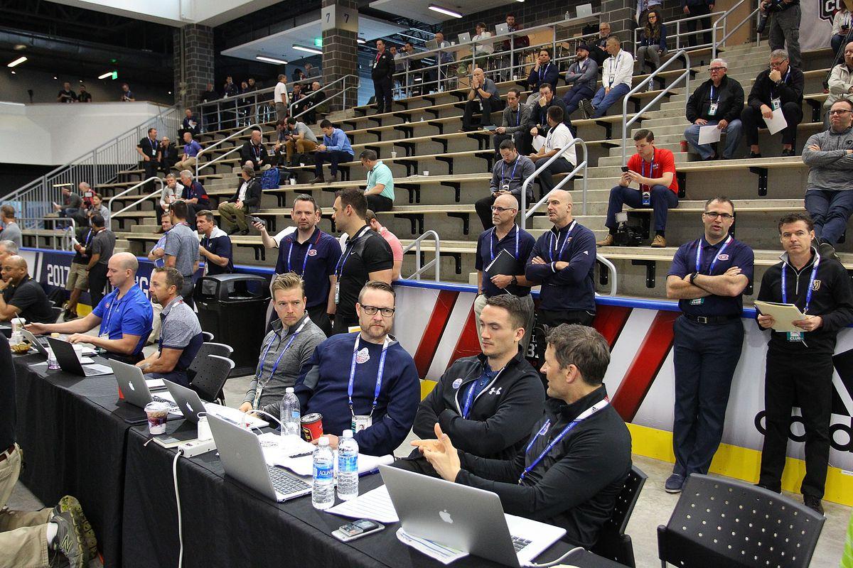 2017 NHL Combine