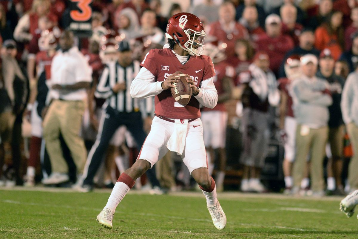 best website 7991b f8c2a Why Kyler Murray is NCAA-eligible in football after the MLB ...