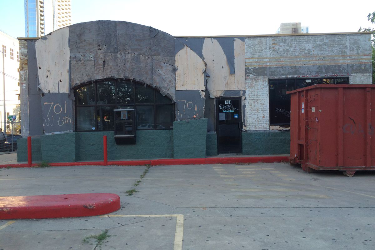 The future home of Whiskey Tango Foxtrot Icehouse