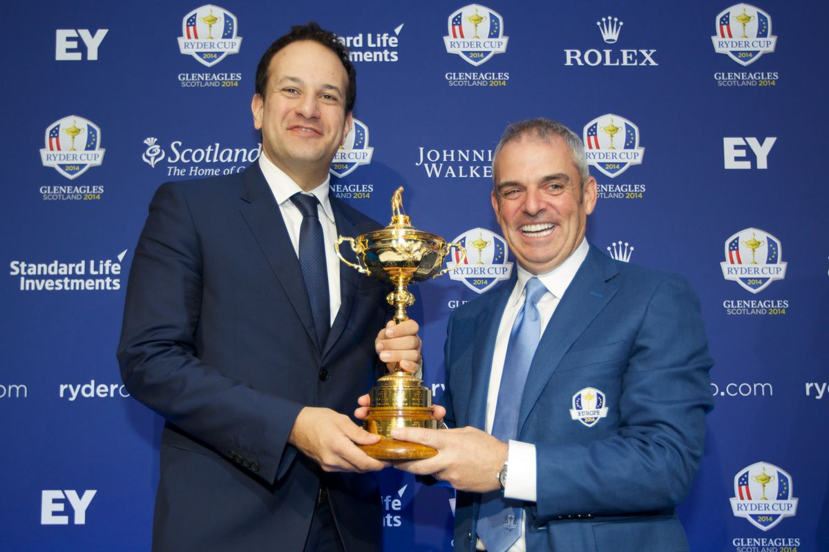 Ryder Cup Press Conference