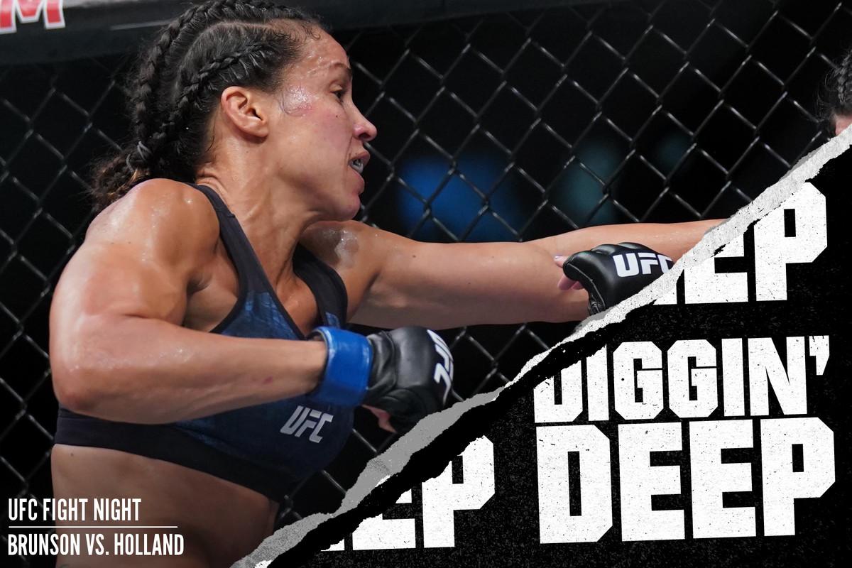 Marion Reneau, who fights Cat Zingano at UFC Boise