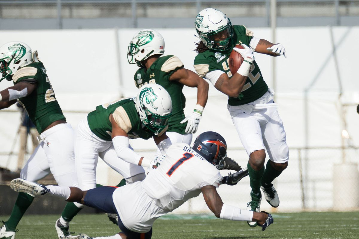 NCAA Football: Texas El Paso at Alabama-Birmingham