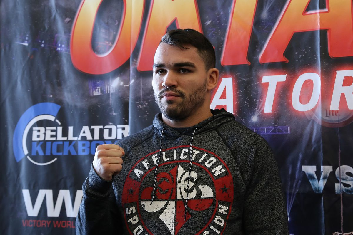 Patricky 'Pitbull' Freire (USA) joined the third and final...