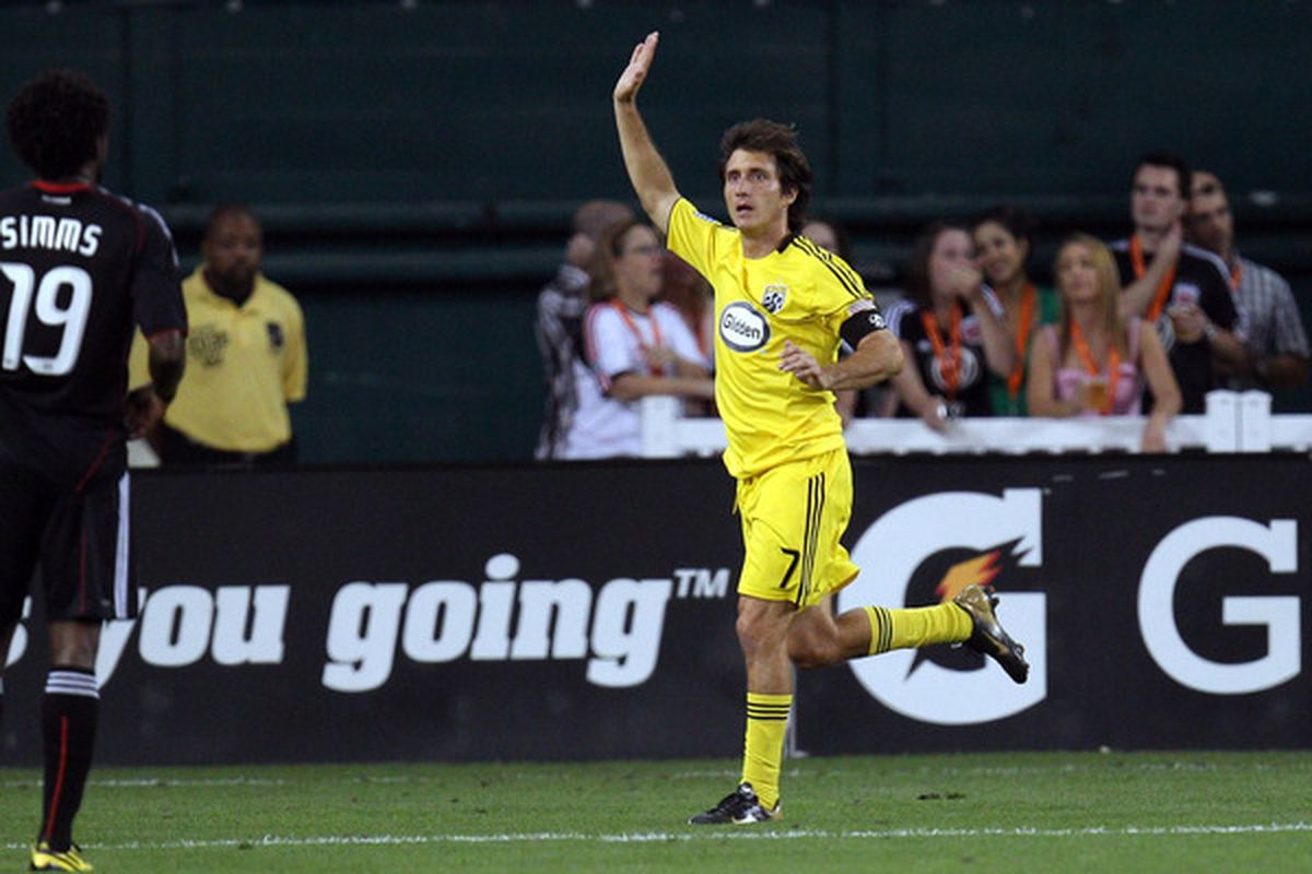 Will the Crew strike gold again in Argentina, as they did in 2007 with the signing of Guilermo Barros Schelotto?