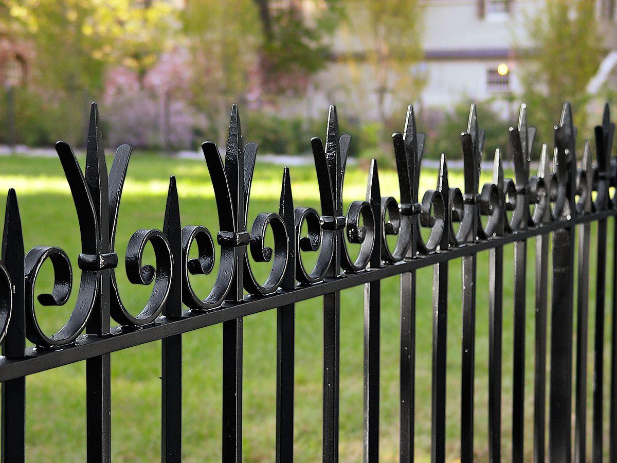 Wrought Iron Fence Fence Depot