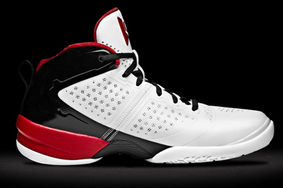 ce230bf36a9ae1 The Fly Wade 2  Miami Heat All-Star guard Dwyane Wade s latest Brand Jordan  signature shoe.