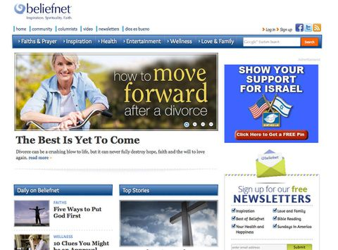 Finding faith online remains popular, challenging 20 years