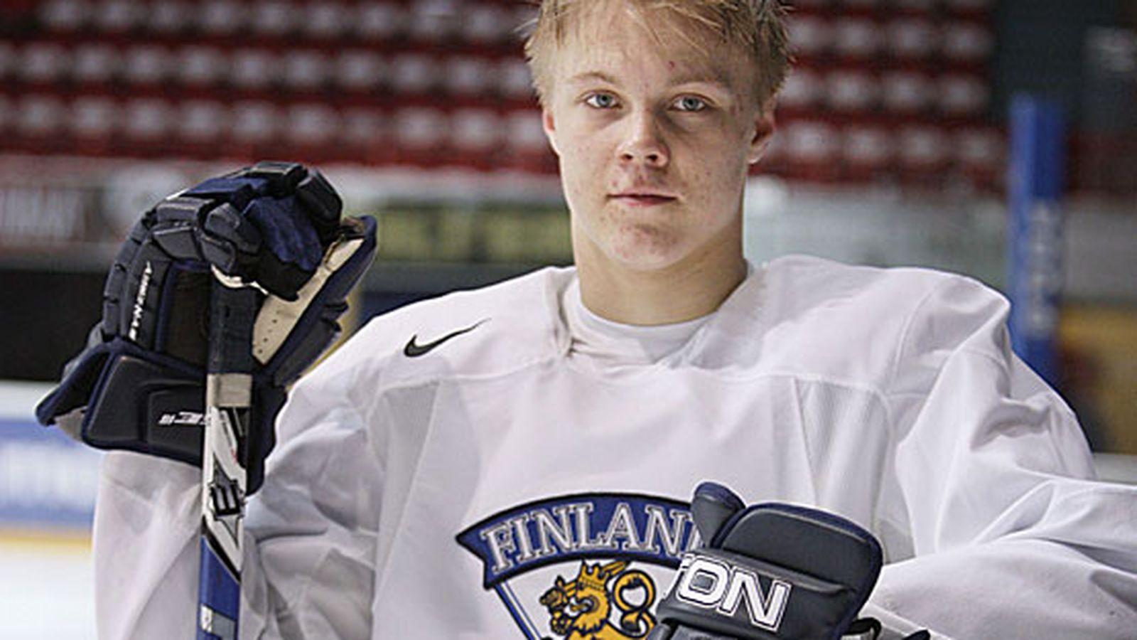 2010 NHL Draft Profile: Mikael Granlund - Defending Big D
