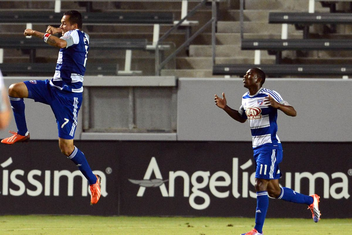FCD was jumping for joy with the weekend results!