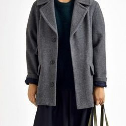 """Yune Ho drop shoulder coat, <a href=""""http://www.shopbird.com/product.php?productid=30045&cat=768&manufacturerid=&page=1"""">$359</a> (from $910)"""