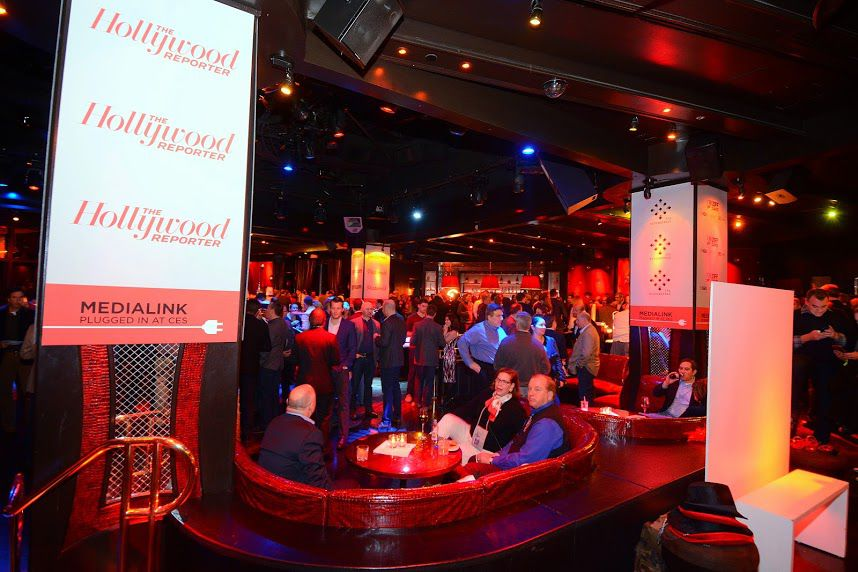 Kick-off party at Tryst, The Wynn Hotel