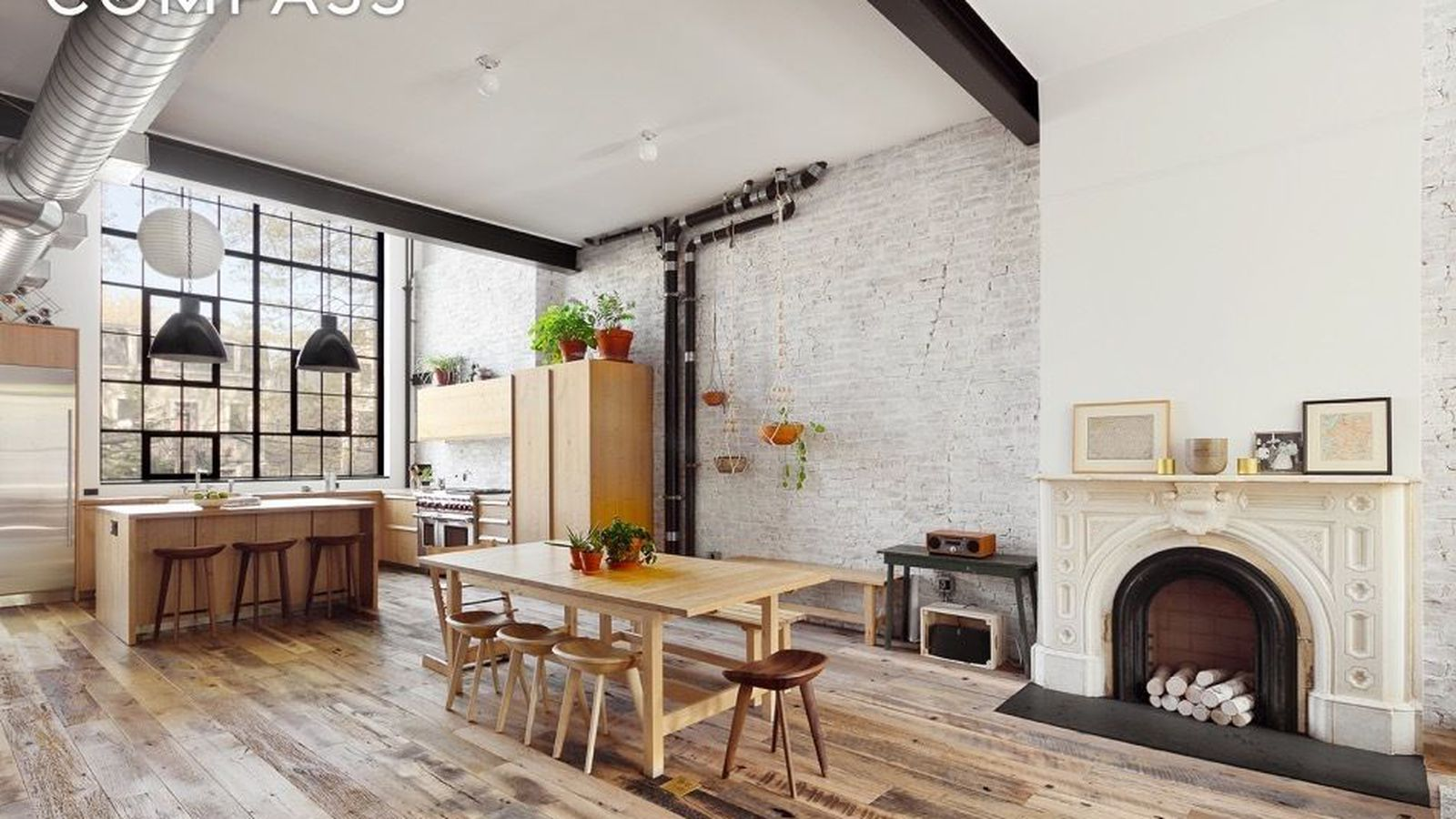 16k clinton hill townhouse rental promises farmhouse for Townhouse for rent nyc