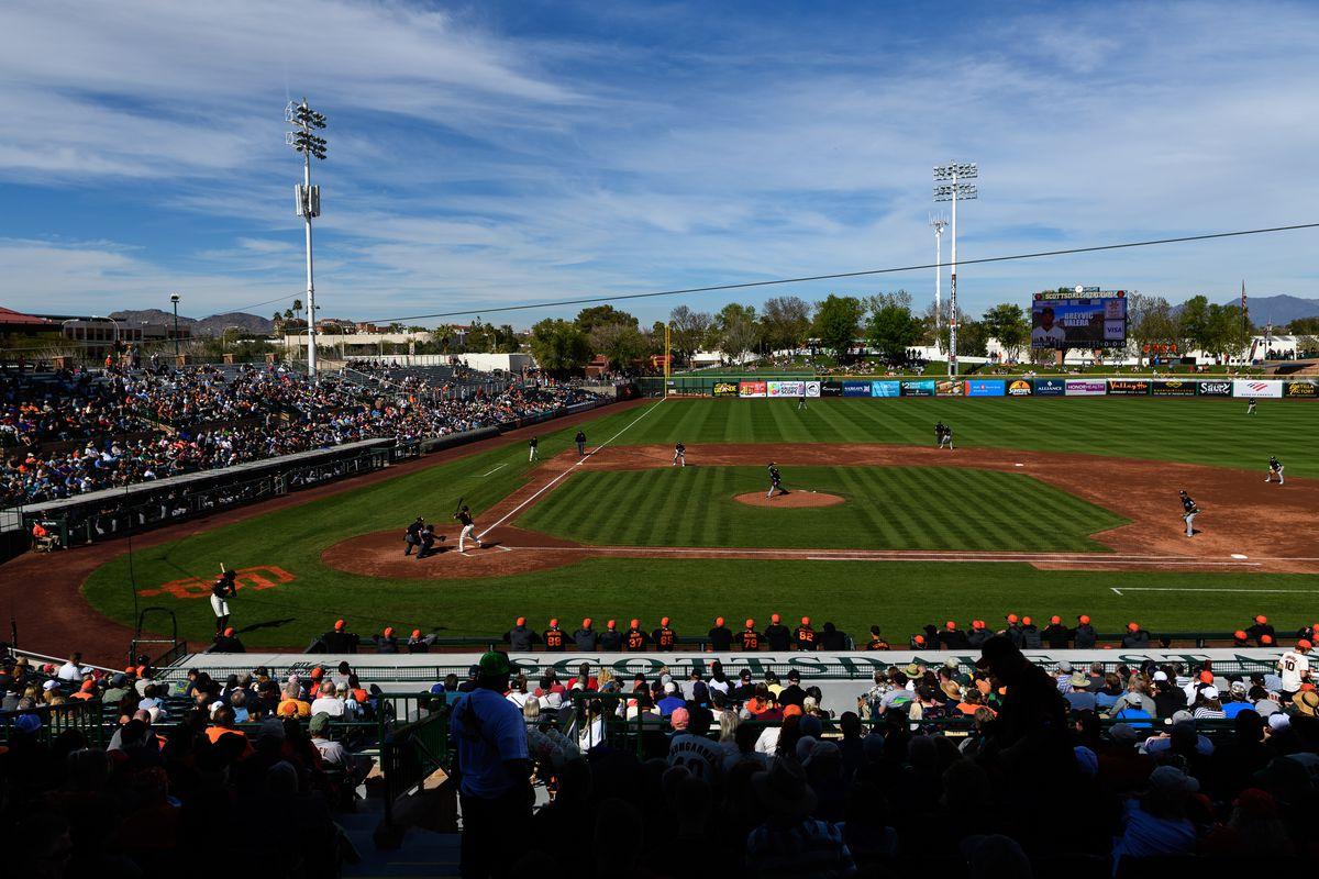 Chicago White Sox v San Francisco Giants