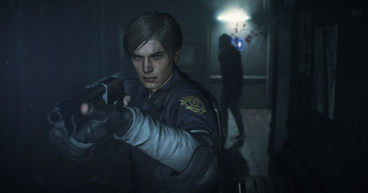 Resident Evil 2 Remake S Deluxe Edition Includes Some Great Fan