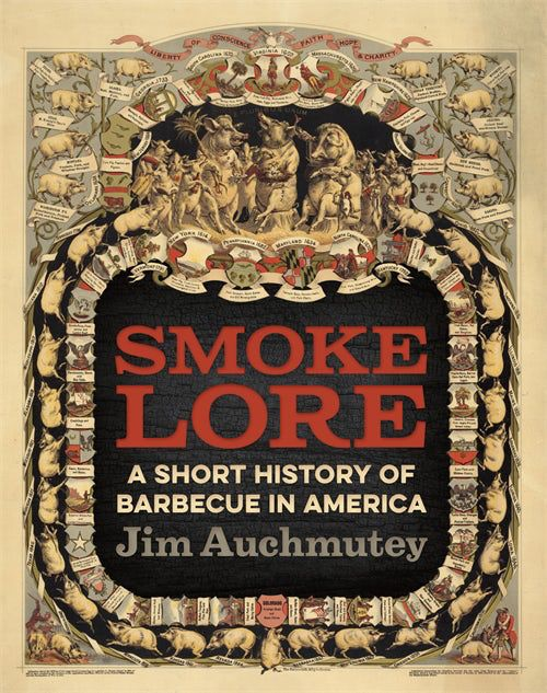 The cover of Smokelore