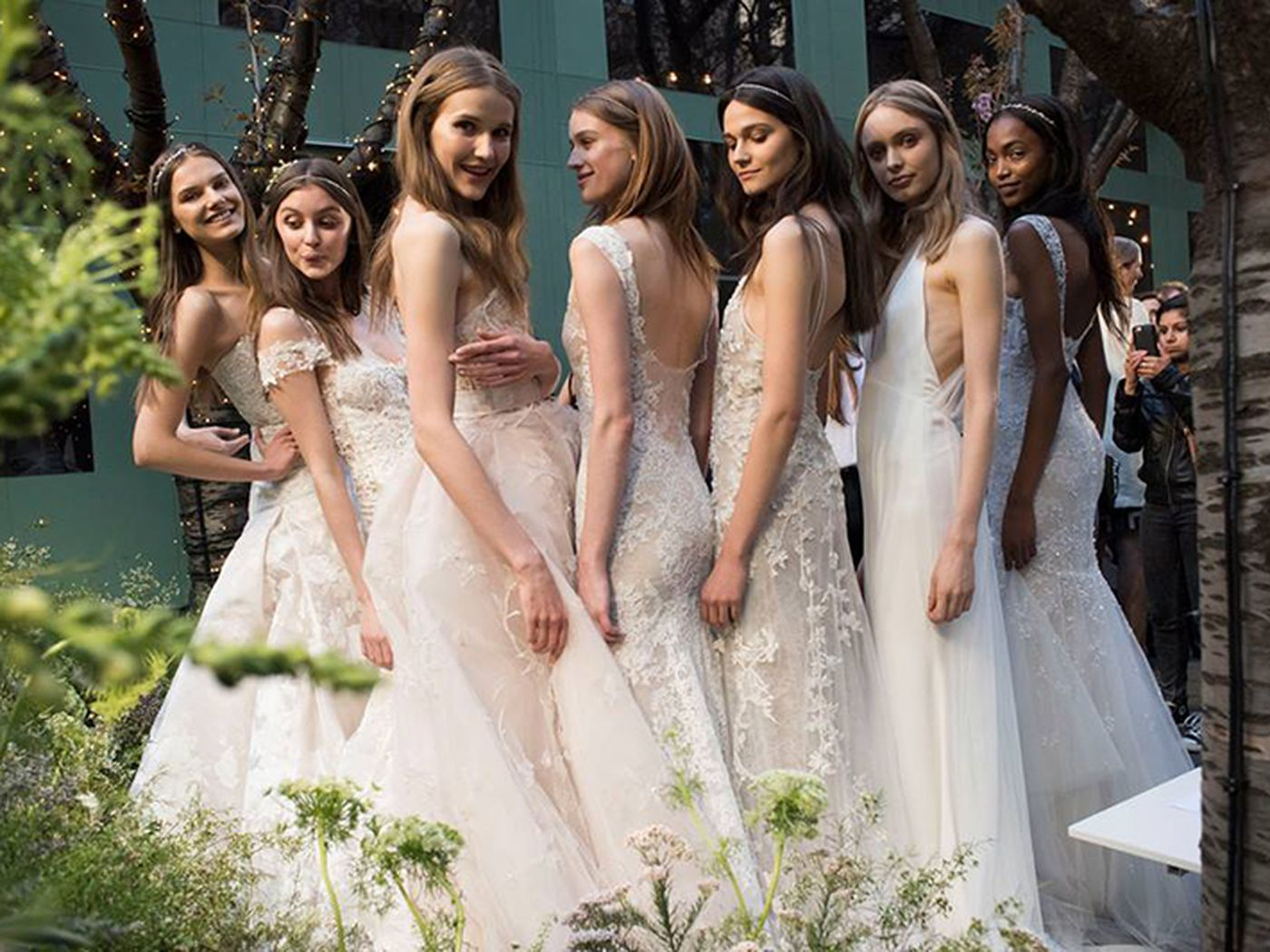 Find the Perfect Gown at Monique Lhuillier's Sample Sale - Racked LA