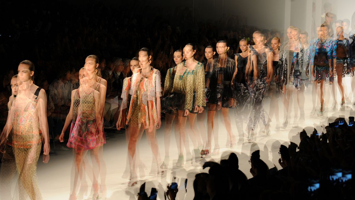 New York Fashion Week 2019 Why Fashion Week Is Dying Vox